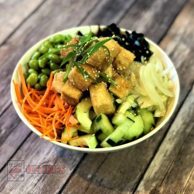 Tofu-Bowl